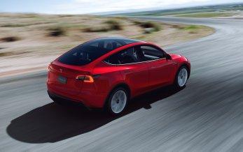 Nu kan du bestille Tesla Model Y