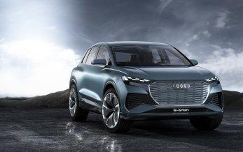 Audi åbner for pre-booking af Q4 e-tron