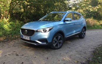 MG ZS EV Luxury