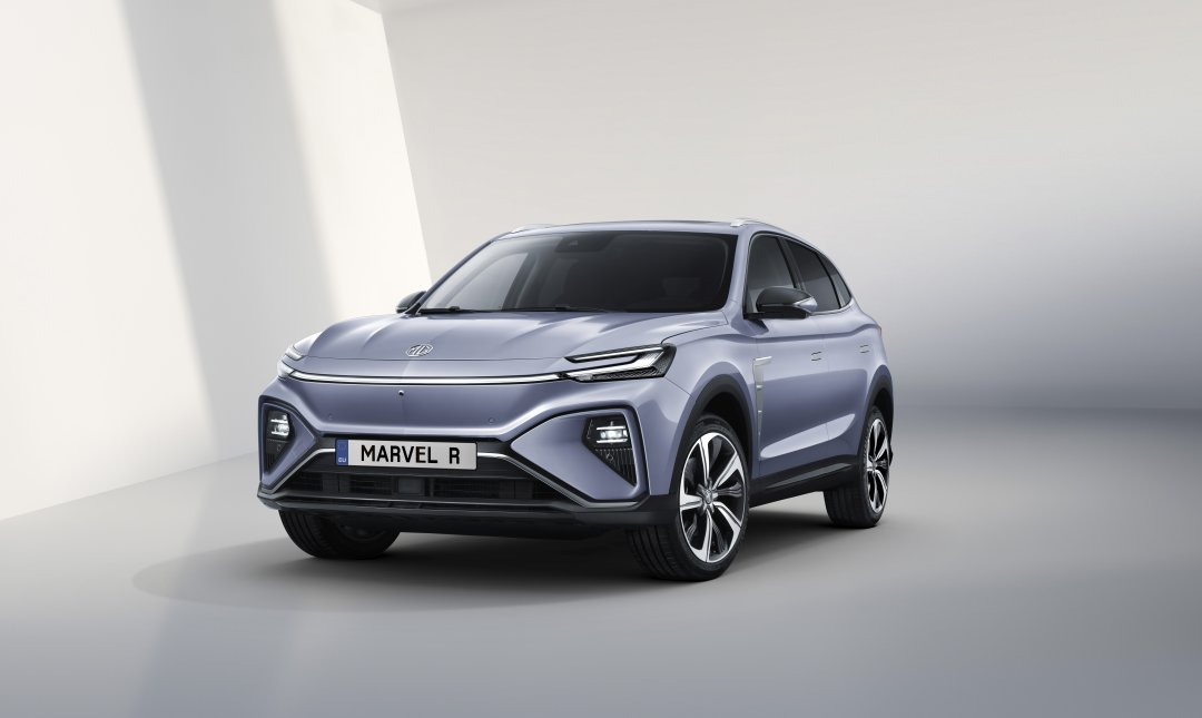 MG satser stort med nye elbiler