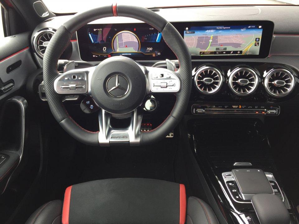 Mercedes-Benz A35 AMG 4Matic