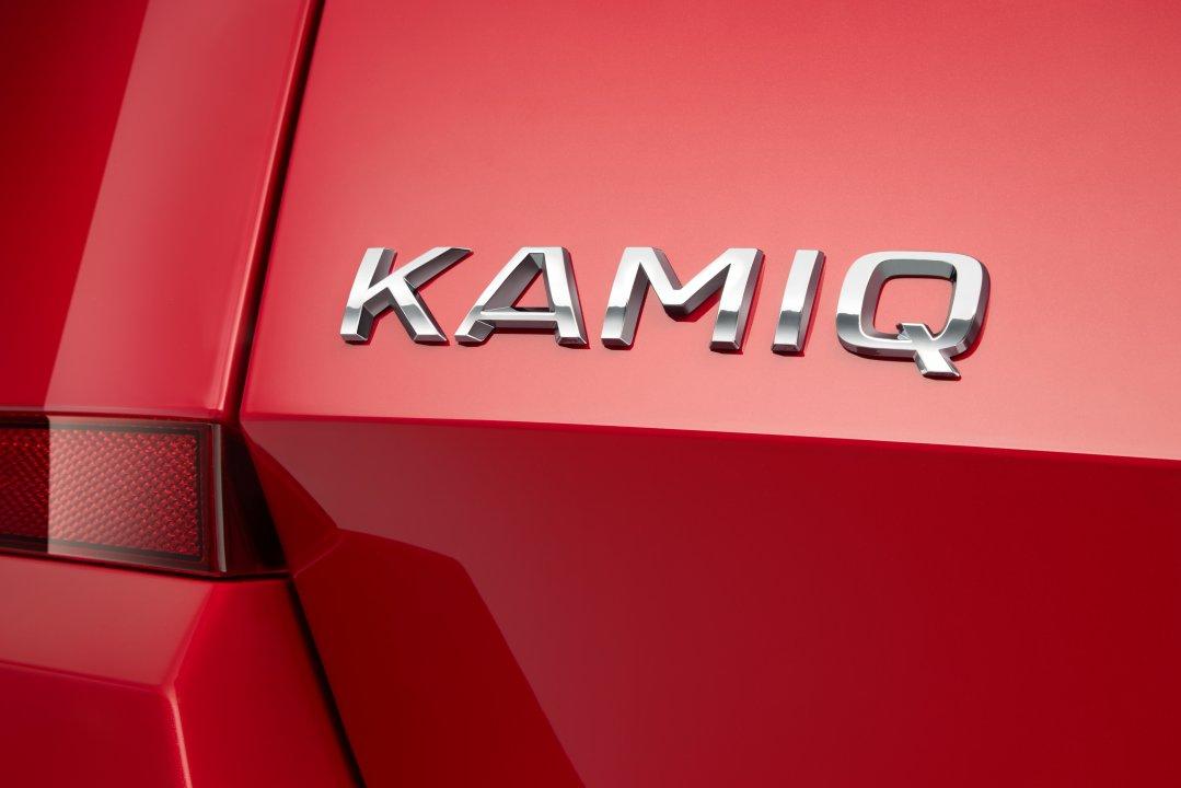 Og navnet er KAMIQ