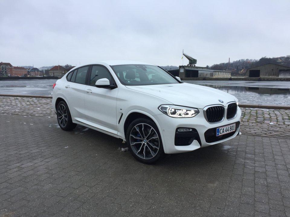 BMW X4 xDrive30i M-sport