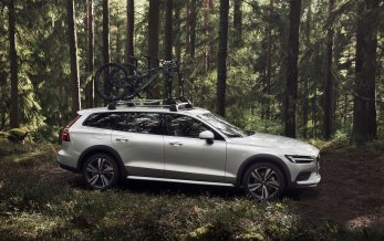 Ny Volvo V60 som Cross Country