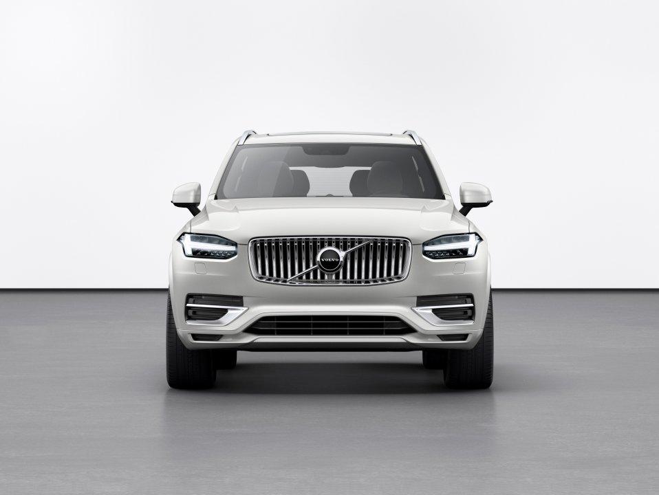 Volvo klar med fornyet XC90