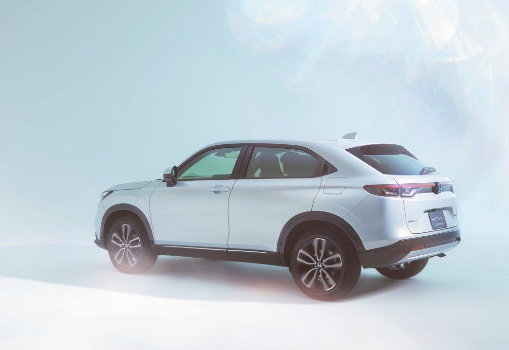 Honda præsenterer ny HR-V