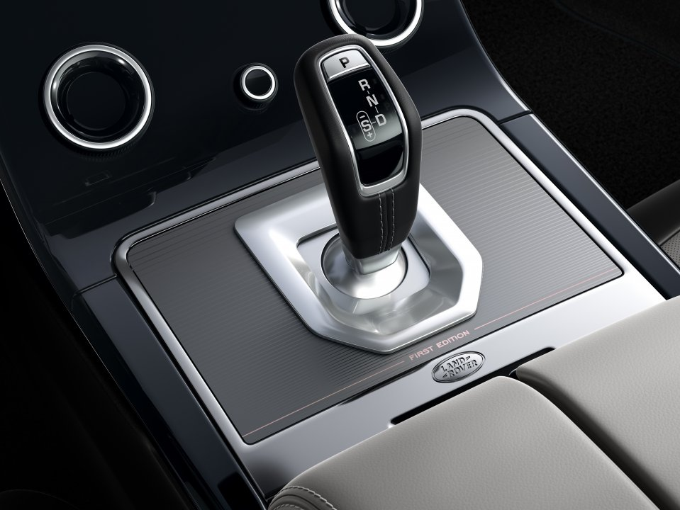 Range Rover Evoque D180 First Edition