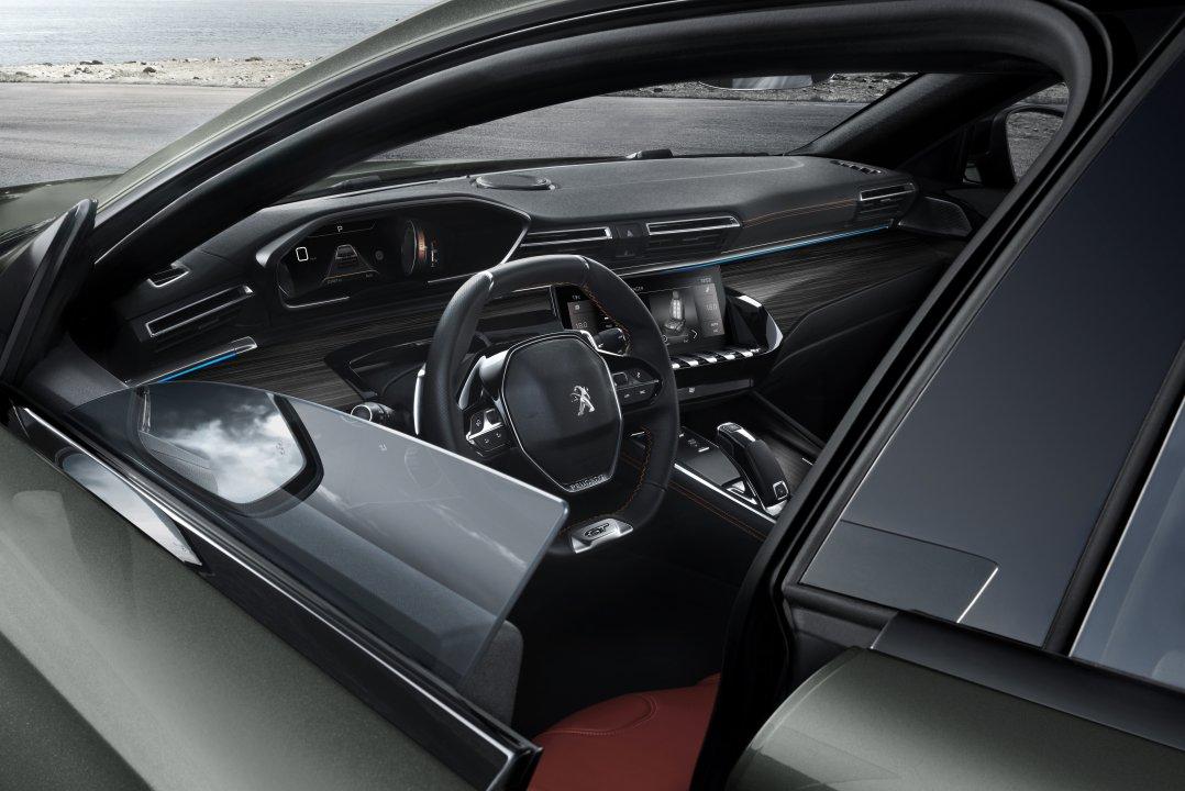 Peugeot 508 og 508 SW