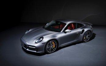 Porsche klar med ny 911 Turbo S!