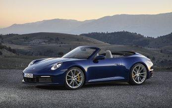 Porsche er klar med ny 911 Cabriolet