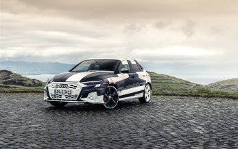 First look: Audi A3 Sportback