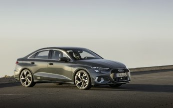 Ny elegant Audi A3 Limousine