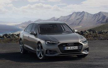 Audi klar med ny A4