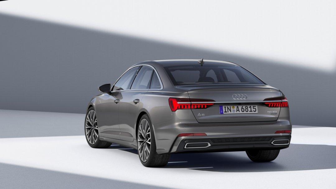 Endelig! Ny Audi A6