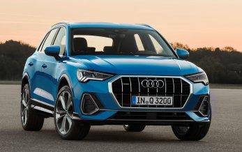 Audi klar med ny Q3