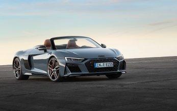 Facelift og mere power til Audi R8