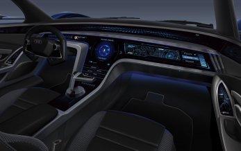 Ny display-teknik fra Audi