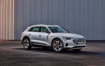 Ny Audi e-tron til 569.990,-!