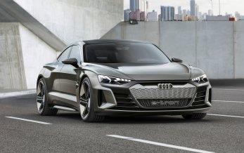 Pre-book din Audi e-tron GT