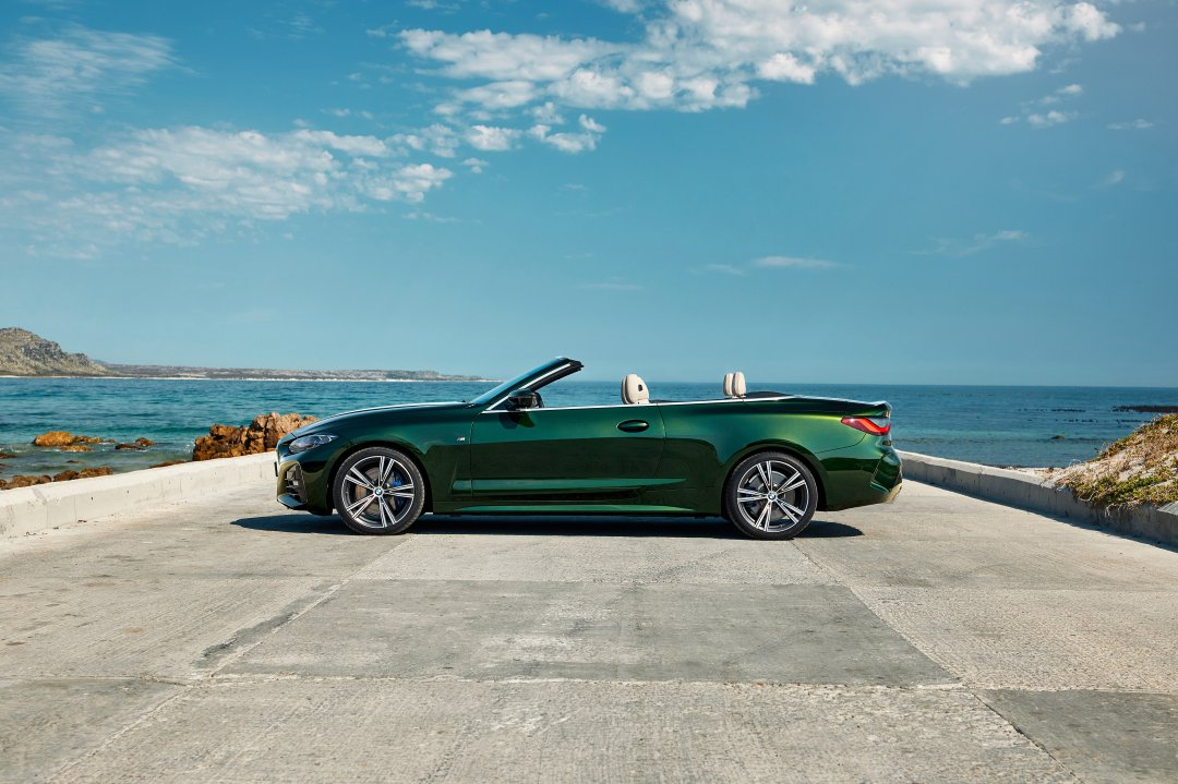 Ny BMW 4-serie cabriolet
