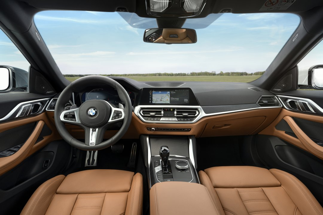 Ny BMW 4-serie Gran Coupé