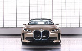 BMW Concept i4 - wow!