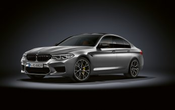 BMW M5 Competition!