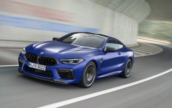 Ny BMW M8 præsenteret