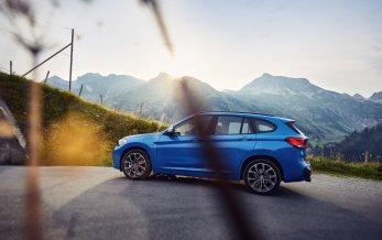 BMW X1 som plug-in-hybrid