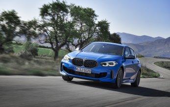 BMW klar med ny 1-serie