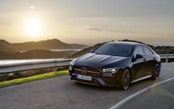 Ny Mercedes CLA præsenteret