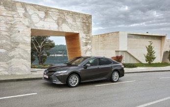 Danske priser på ny Toyota Camry