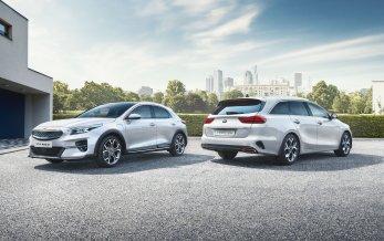 KIA klar med nye hybridbiler