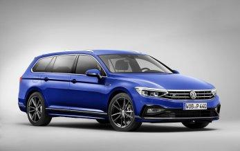 VW klar med ny Passat
