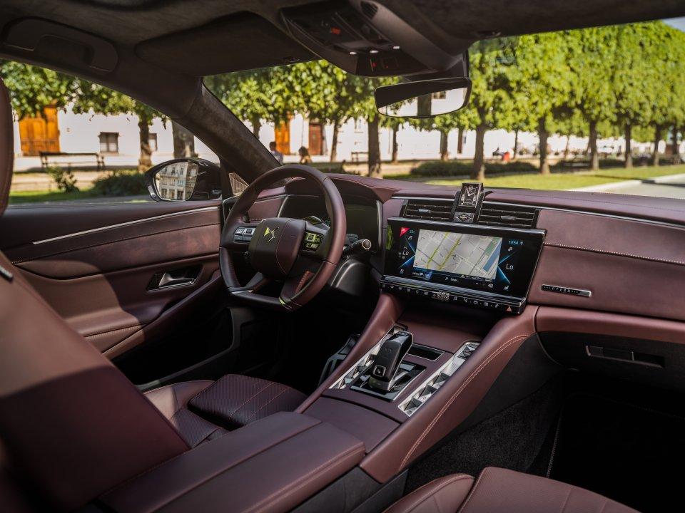 Ny DS9 - en oase af komfort og teknik
