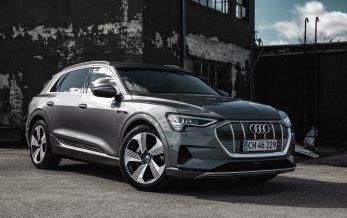 Audi e-tron med øget rækkevidde