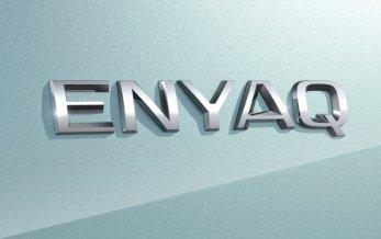100 % elektrisk - Skoda Enyaq