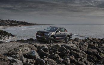 Ny Ford Ranger Thunder til Danmark