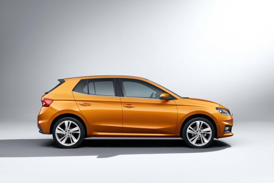 Skoda afslører ny Fabia Hatchback
