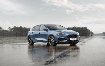 280 hk i ny Ford Focus ST