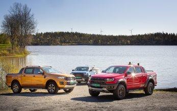 Ford investerer massivt i ny Ranger fabrik