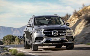 Danske priser på ny Mercedes GLS