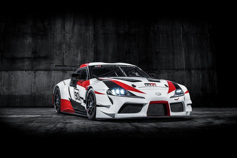 Toyota genopliver den legendariske Supra!