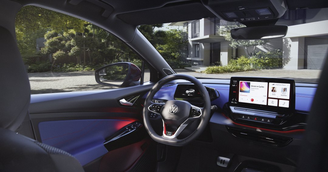 VW ID.4 GTX - Ny elektrisk topmodel