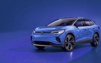 VW præsenterer ID4