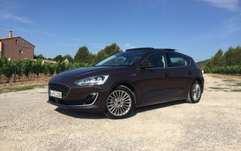 Vi tester ny Ford Focus i Frankrig