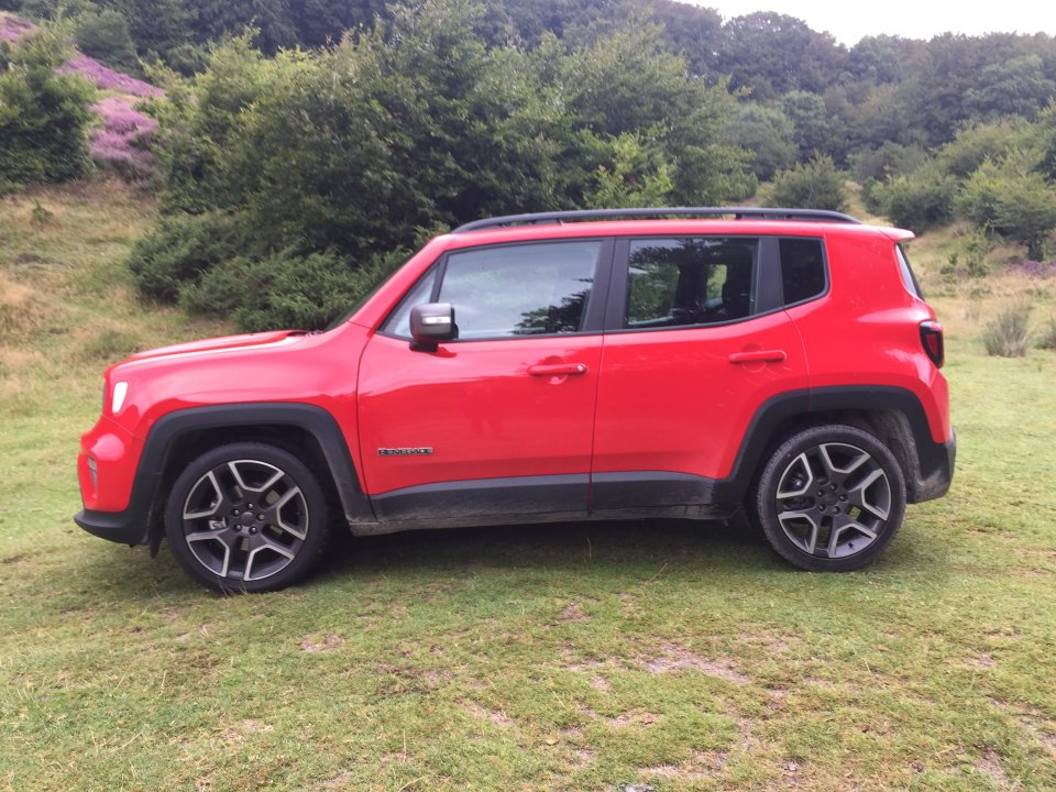 Jeep Renegade 1,3 Limited First Edition
