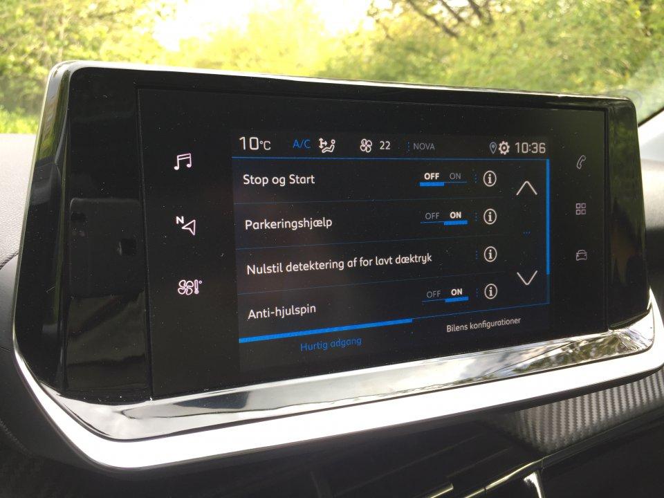 Peugeot 208 Allure 100