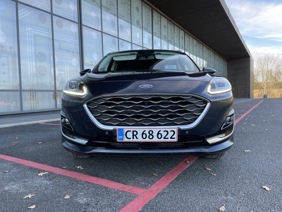 Ford Kuga Vignale Plug-in-Hybrid