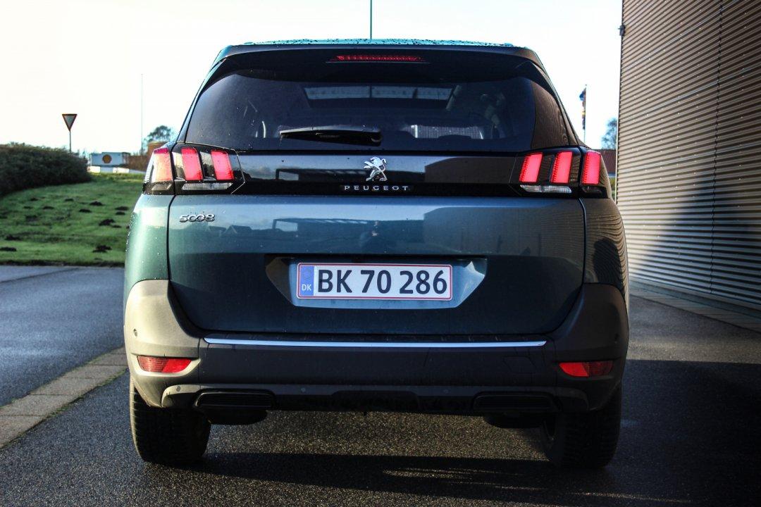 Peugeot 5008 2,0 HDi Allure